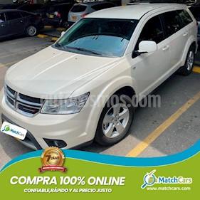 Dodge Journey 2.4L  SE 5P usado (2018) color Blanco Perla precio $54.990.000