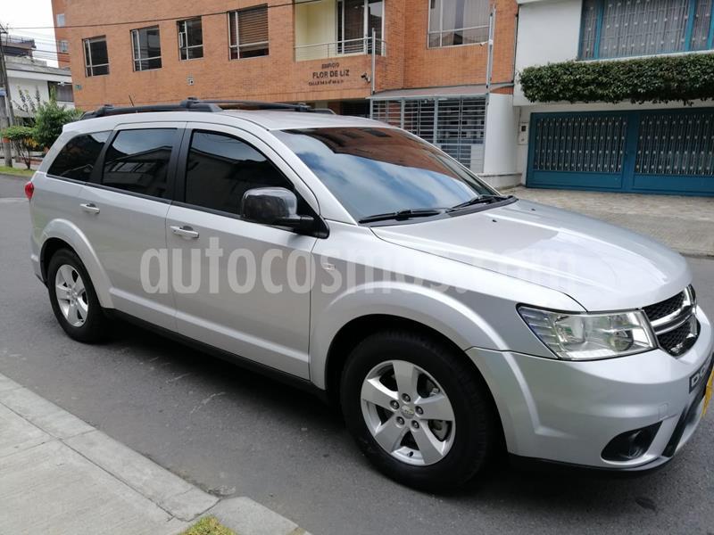Dodge Journey SE 2.4L Plus usado (2013) color Plata Metalico precio $43.000.000