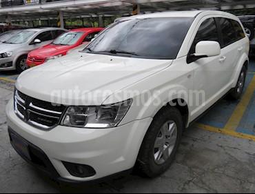 foto Dodge Journey 2.4L  SE 5P usado (2012) color Blanco precio $39.900.000