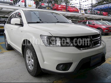 foto Dodge Journey 2.4L  SE 5P usado (2012) color Blanco precio $39.900.000