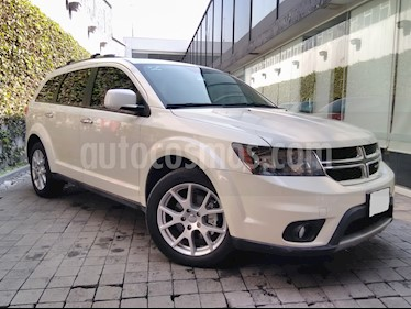 Dodge Journey GT 3.6L usado (2017) color Blanco precio $389,000