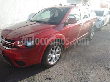 Foto venta Auto Seminuevo Dodge Journey GT 3.6L (2018) color Rojo precio $439,000