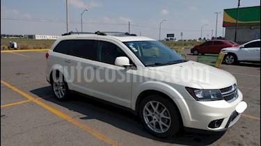 Foto venta Auto usado Dodge Journey GT 3.6L (2017) color Blanco precio $309,000