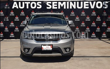 Dodge Journey R-T 3.6L Plus usado (2016) color Plata precio $296,000