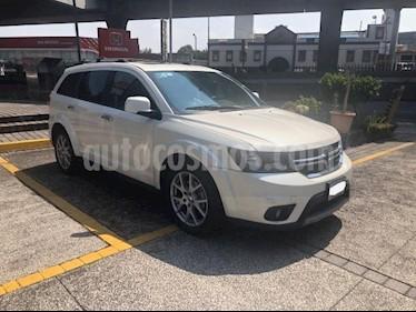 Dodge Journey 5P GT 3.6L TA 7 PAS. PIEL QC DVD GPS BL RA-19 usado (2017) color Blanco precio $317,000