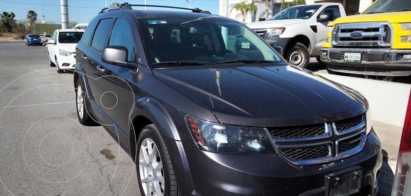 Dodge Journey 5P RT V6 3.6 AUT usado (2014) color Gris Oscuro precio $229,900