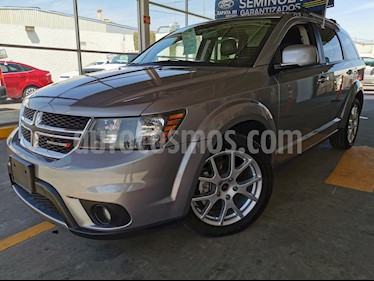 Dodge Journey R-T 3.6L NAV DVD usado (2015) color Plata Martillado precio $245,000