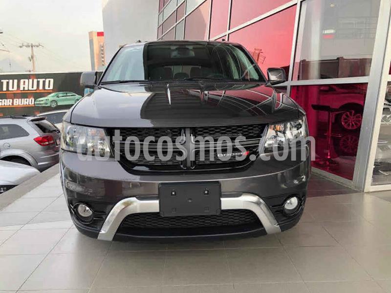 Dodge Journey SXT Sport 2.4L 7 Pasajeros  usado (2019) color Gris precio $395,000