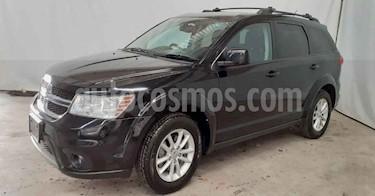 Dodge Journey 5p SXT L4/2.4 Aut 7/Pas usado (2017) color Negro precio $234,900