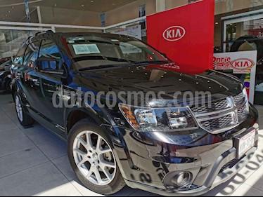 Dodge Journey 5p RT V6/3.6 Aut usado (2015) color Negro precio $245,000