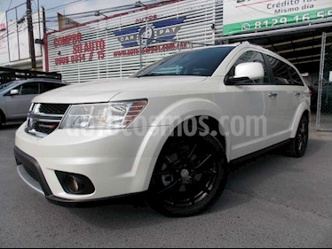 Dodge Journey R-T 3.6L usado (2013) color Blanco precio $199,000