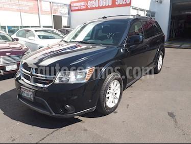 Dodge Journey SXT 2.4L 7 Pasajeros Plus usado (2016) color Negro precio $255,000