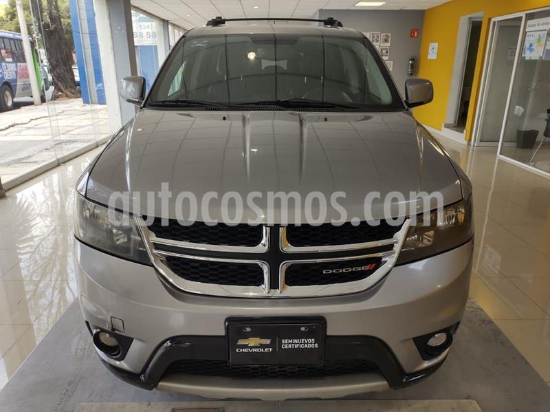 Dodge Journey SXT 2.4L 7 Pasajeros Plus usado (2015) color Blanco precio $234,000