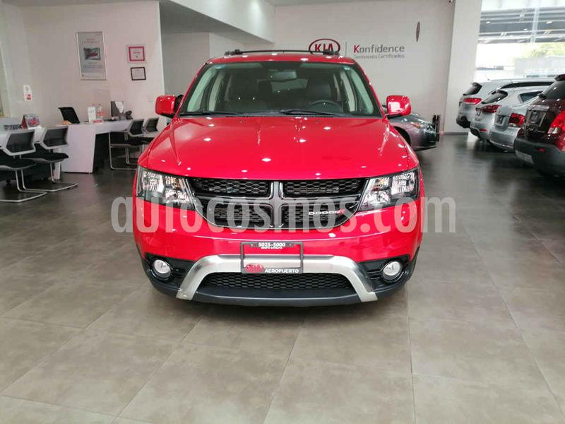 Dodge Journey SXT Sport 2.4L 7 Pasajeros  usado (2018) color Rojo precio $324,000