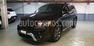 Dodge Journey 5p SXT Sport Plus  L4/2.4 Aut 7/Pas usado (2018) color Negro precio $395,000