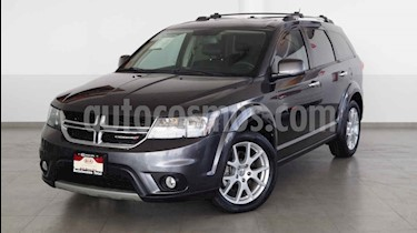 Dodge Journey 5p RT V6/3.6 Aut usado (2015) color Gris precio $249,000