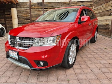 Dodge Journey 3.6 RT usado (2013) color Rojo precio $198,000