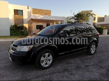 Dodge Journey SE 2.4L usado (2014) color Negro precio $163,000