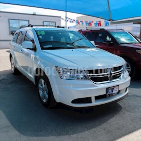 Dodge Journey SE 2.4L usado (2014) color Blanco precio $174,000
