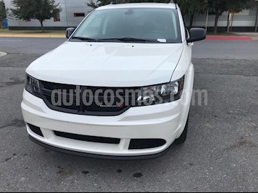 Dodge Journey SE 2.4L 7 Pasajeros usado (2019) color Blanco precio $395,000