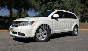 Foto Dodge Journey 5P SE 2.4L TA 5 PAS. VE RA-17 usado (2015) color Blanco precio $225,000