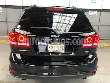 Dodge Journey 5P RT 3.6L TA 7 PAS. PIEL QC DVD GPS BL RA-19 usado (2015) precio $250,000