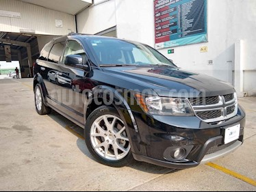 Dodge Journey 5p RT V6/3.6 Aut usado (2016) color Negro precio $265,000