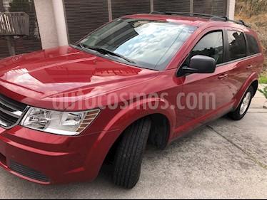 Dodge Journey SE 2.4L usado (2009) color Rojo Infierno precio $135,000