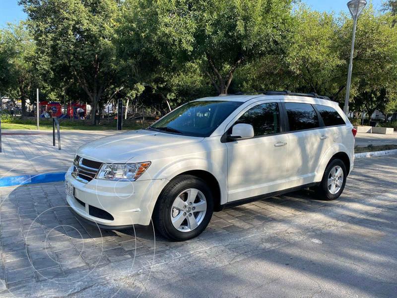 Foto Dodge Journey SE 2.4L 7 Pasajeros usado (2015) color Blanco precio $259,900