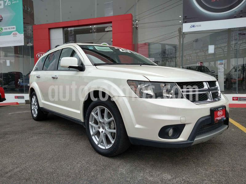 Dodge Journey GT 3.6L usado (2018) color Blanco precio $359,900