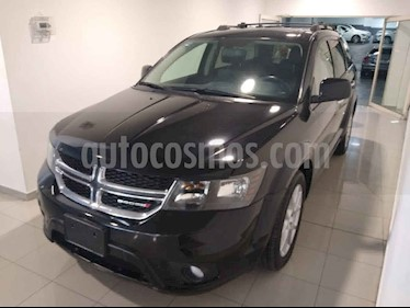 Dodge Journey 5p RT V6/3.6 Aut usado (2015) color Negro precio $220,000