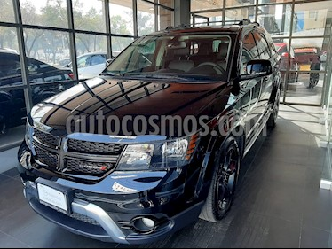 Dodge Journey Sport Plus 2.4L usado (2019) color Negro precio $414,000