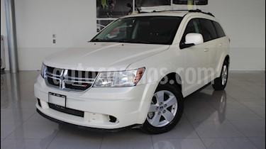 Dodge Journey SE 7 Pasajeros 2.4L usado (2014) color Blanco Perla precio $165,000