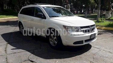 Dodge Journey 5P SE 2.4L TA 5 PAS. VE RA-16 usado (2009) color Blanco precio $120,000