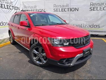 Dodge Journey SXT Sport 2.4L 7 Pasajeros  usado (2016) color Rojo Adrenalina precio $258,000