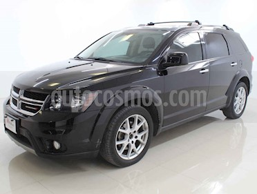 Dodge Journey 5p RT V6/3.6 Aut usado (2016) color Negro precio $295,000