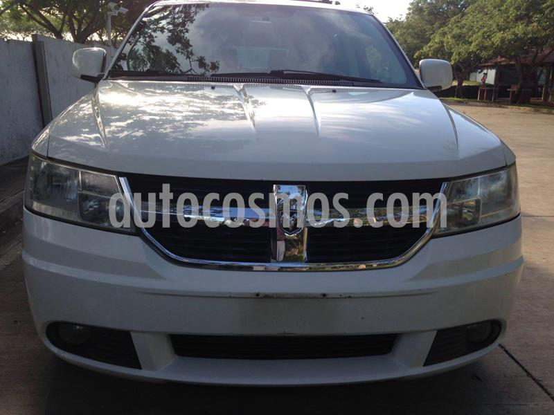 Dodge Journey R-T 3.6L usado (2009) color Blanco precio $135,000