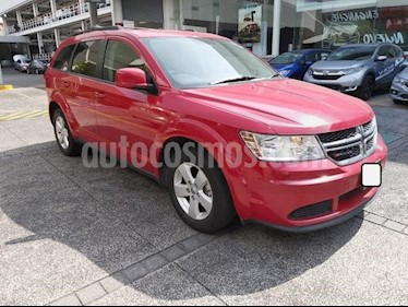 Foto Dodge Journey 5p SE L4/2.4 Aut 5/Pas usado (2015) color Rojo precio $217,000