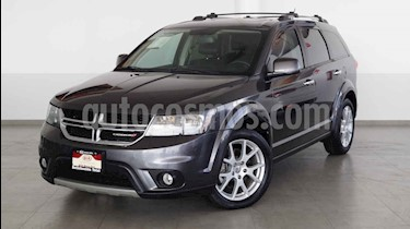Dodge Journey 5p RT V6/3.6 Aut usado (2015) color Blanco precio $249,000