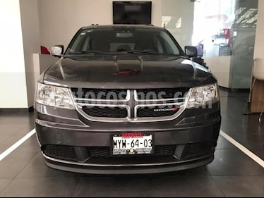 Dodge Journey 5P SE 2.4L TA 5 PAS. VE RA-17 usado (2016) color Negro precio $269,900