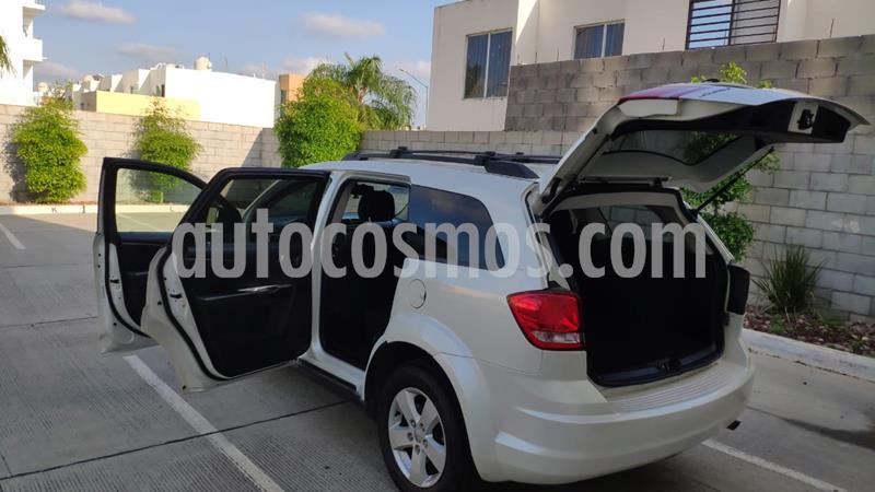 Dodge Journey SE 2.4L usado (2014) color Blanco precio $165,000