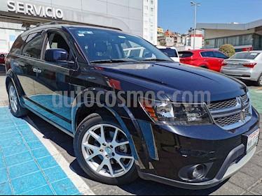 Dodge Journey 5p RT V6/3.6 Aut usado (2015) color Negro precio $255,000