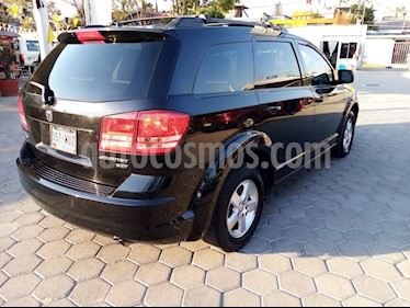 Dodge Journey SXT 2.4L 7 Pasajeros usado (2009) color Negro precio $132,000