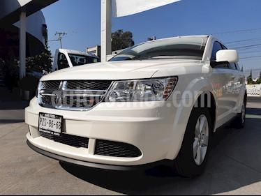Dodge Journey SE 2.4L 7 Pasajeros usado (2018) color Blanco Perla precio $320,000