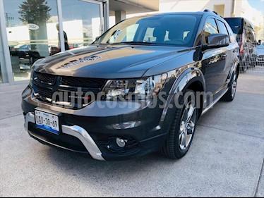 Dodge Journey SXT + 7 PAS LUJO usado (2017) color Gris Oscuro precio $299,000