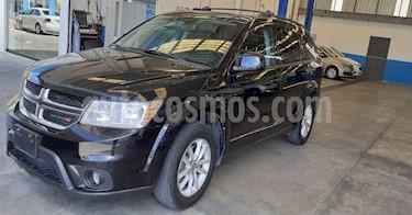 Dodge Journey 5p SXT L4/2.4 Aut 7/Pas usado (2017) color Negro precio $219,900
