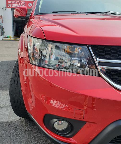 Dodge Journey GT 3.6L usado (2017) color Rojo Adrenalina precio $348,000