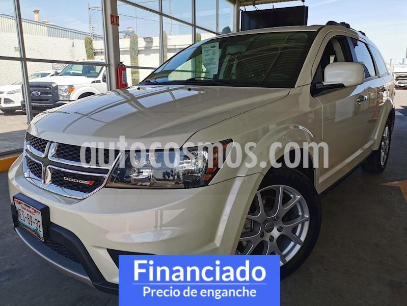 Dodge Journey GT 3.6L usado (2017) color Blanco Perla precio $87,500