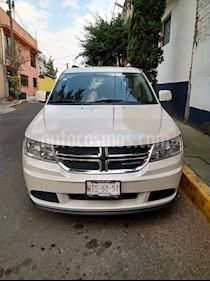 Dodge Journey SE 2.4L 7 Pasajeros usado (2013) color Blanco Perla precio $172,000