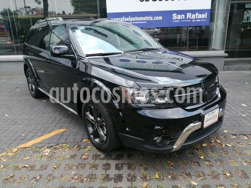 Dodge Journey Sport 2.4L 7 Pasajeros  usado (2018) color Negro precio $320,000
